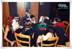 """Casino Cluedo """"El almacén"""", Años 20"""